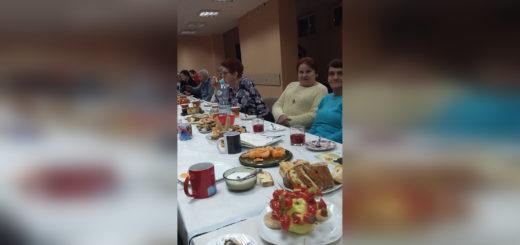 Klub Seniora - spotkanie opłatkowe 2020
